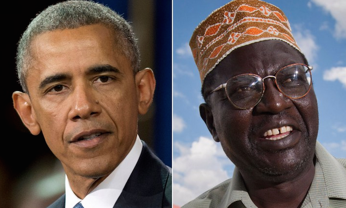 Frustrated Obama's half brother in Kenya sells revealing letter from the president theinfong.com - 700x422