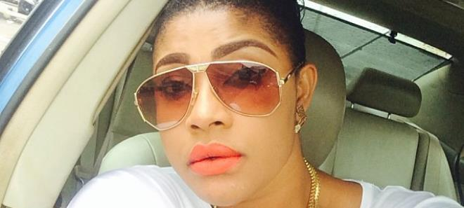 I CAN NEVER DO BREAST OR BUMBUMS IMPLANT- ANGELA OKORIE theinfong.com