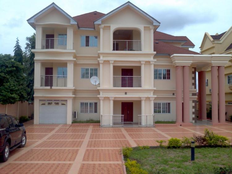 Nigerian celebrities and their mansions genevieve nnaji mansion theinfong.com