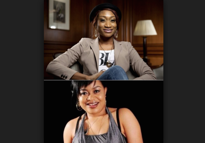 Meet the oldest spinsters in Nollywood and see why they have decided not to marry theinfong.com nkiru sylvanus and oge okoye theinfong.com 700x487