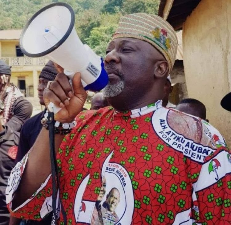 Dino Melaye featured in New Nollywood movie