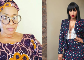 """I am a Mercenaries fan now"" - Kemi Olunloyo declares after Mercy sent her a private message on Instagram"
