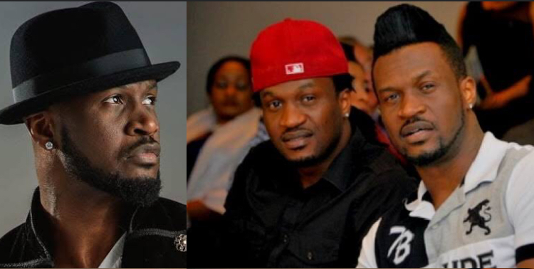 """""""I have been aging backwards since i left my brother"""" – Peter Okoye claims"""