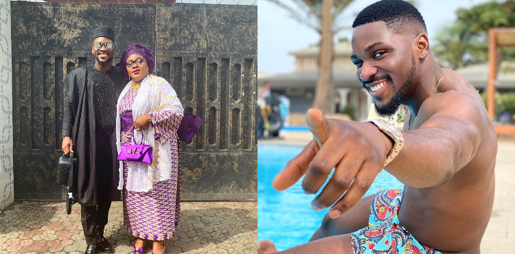Tobi Bakre treats fans with rare glimpse of her mum to celebrate her birthday