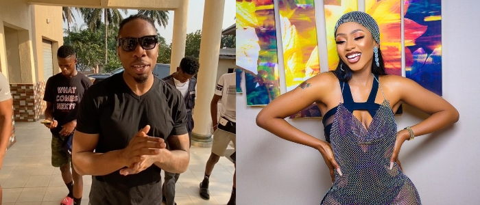 The Truth! Ike finally gives update on his relationship with Mercy (Video)