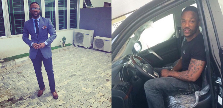 Iyanya dragged to court for allegedly stealing a car in Lagos
