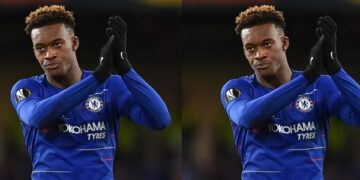 Chelsea player, Callum Hudson-Odoi who tested positive for coronavirus says he has recovered (video)