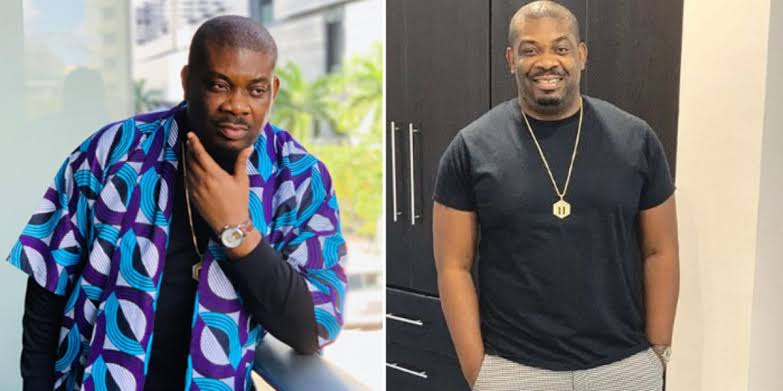 Don Jazzy gifts N100k to elderly woman who offered sex for N500