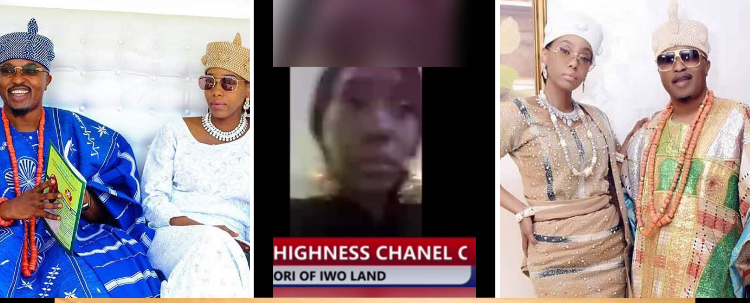 Ex-wife of Oluwo of Iwo accuses him of raping and luring her into ...