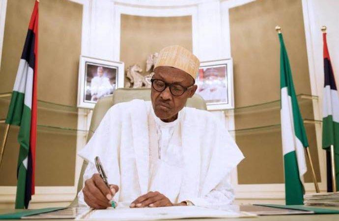 President Muhammadu Buhari GCFR