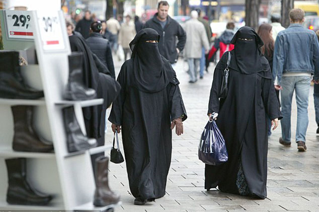 German parliament approves partial ban on full-face veil