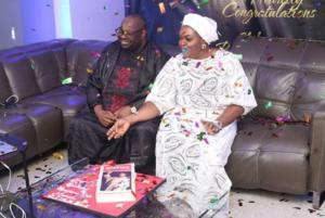 Covid-19: Osinbajo, Sanwo Olu, other dignatries attend Dele Momodu's 60th birthday party (photos)