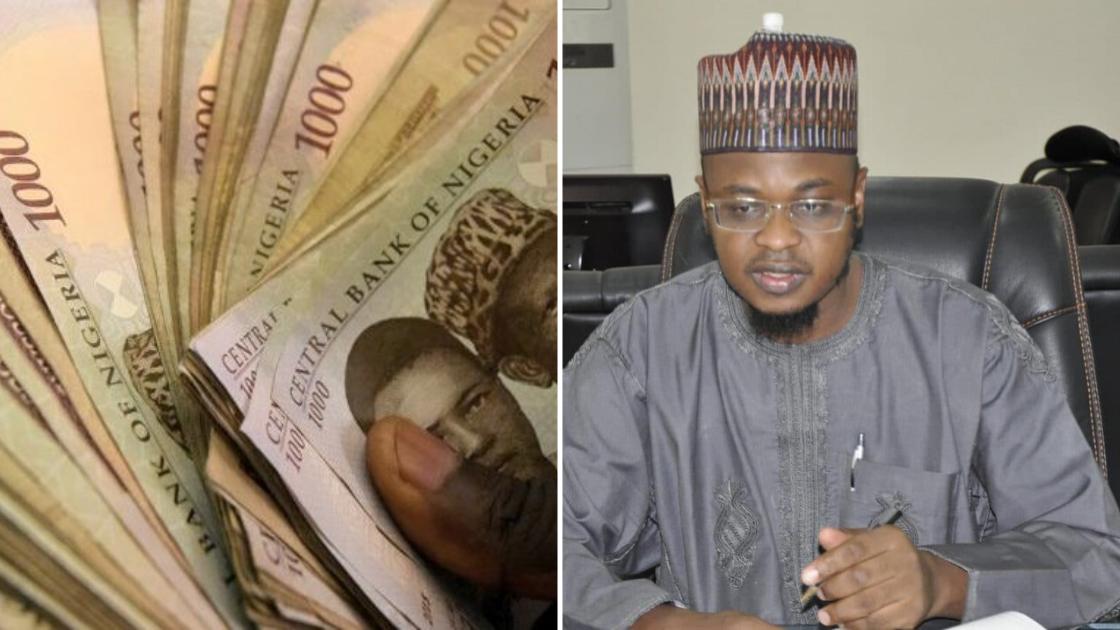 issa patami- Nigerian-minister-money