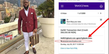 hushpuppi scam screenshot