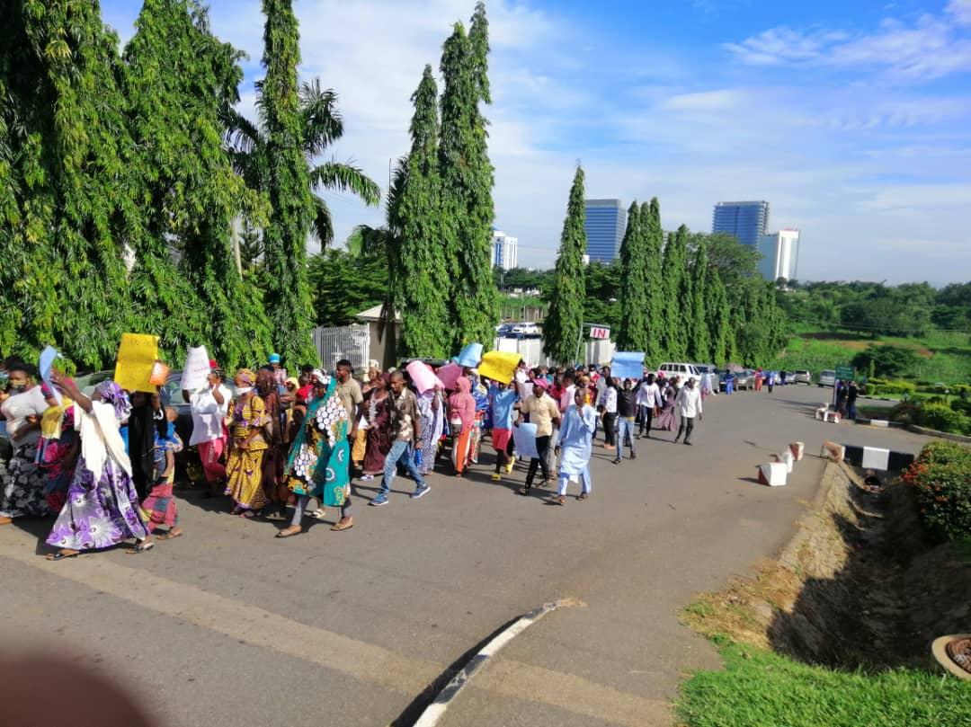 nigerians-protest
