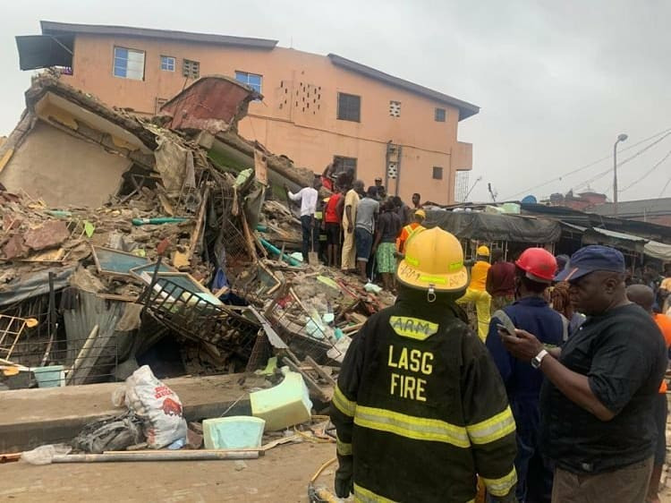 collapsed-storey-building