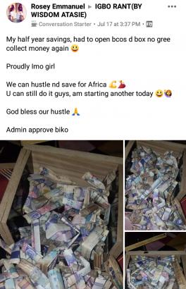lady-saves=money-piggy-bank