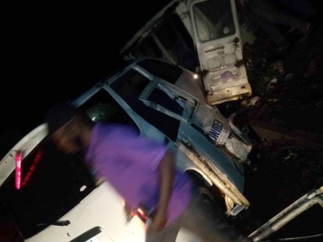 police chase driver over N100