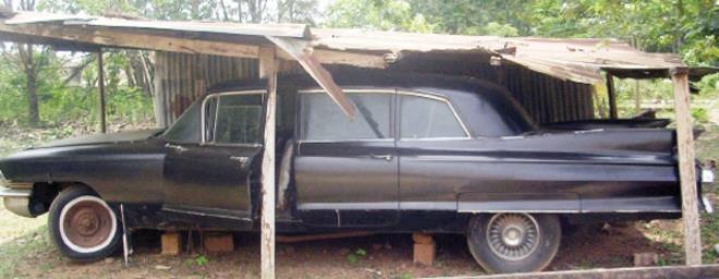 chief ladoke akintola's car