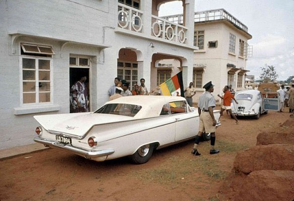 dr nnamdi azikiwe's car