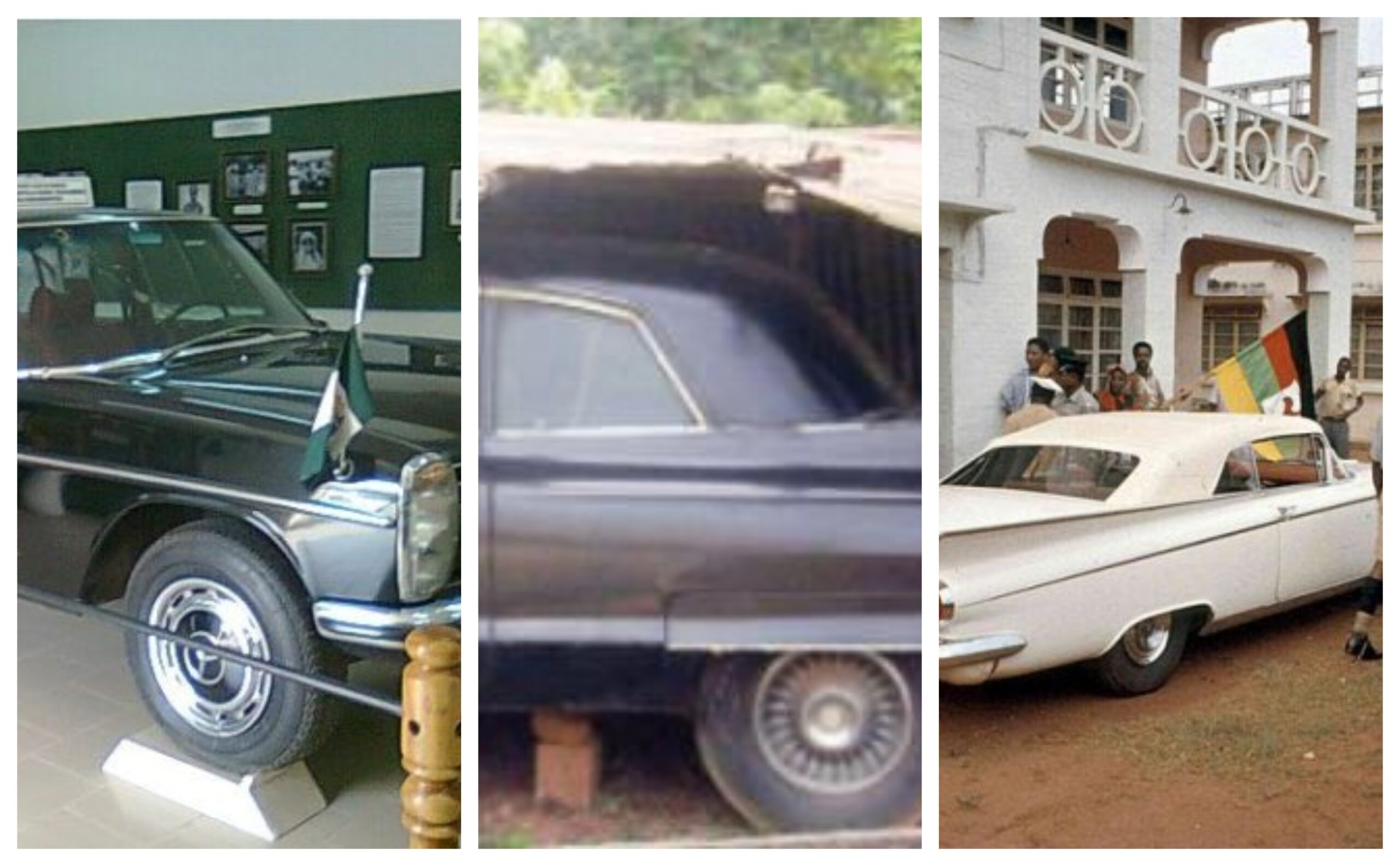 nigerian politician cars before independence
