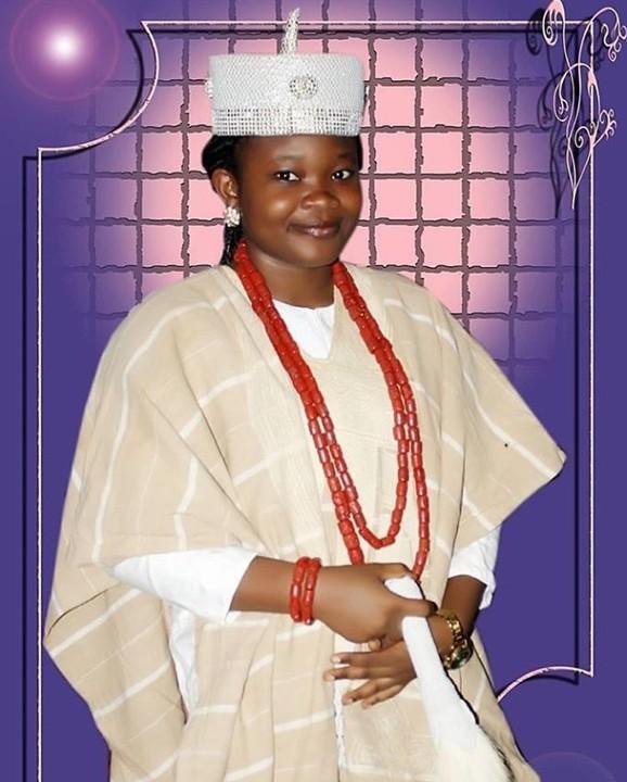 Tinuade Babalola Adejuiyegbe who is the Oluborapa of Iboropa