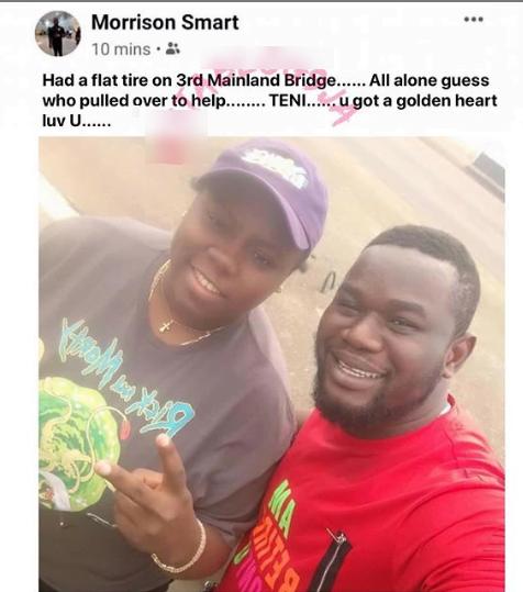 teni-and-a Nigerian-man