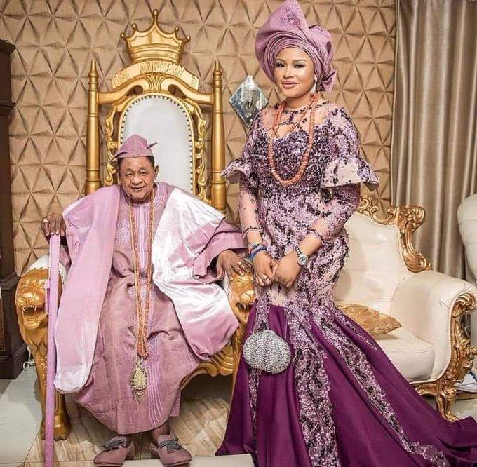 alaafin-oyo-and-new-wife
