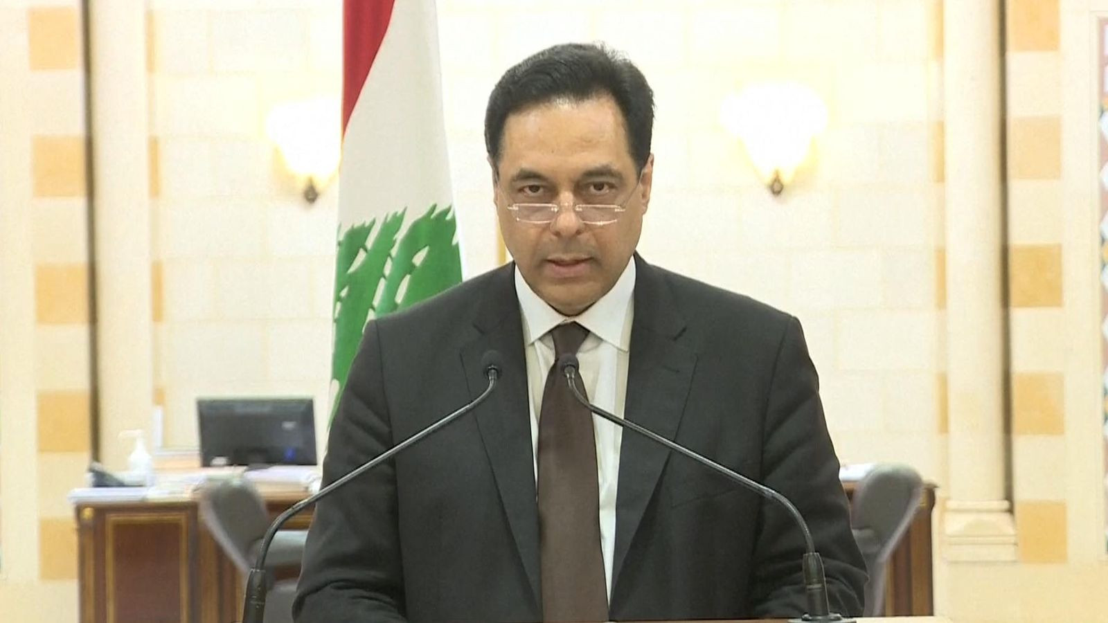 lebanon-prime-minister-Hassan Diab