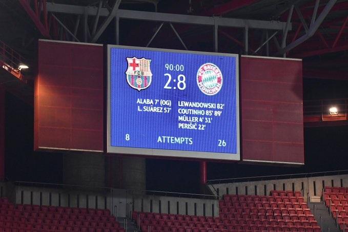 Barca-Bayern munich