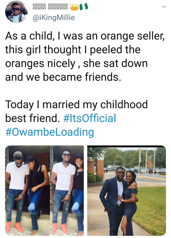 orange-seller-marries-childhood-friend-twitter-post