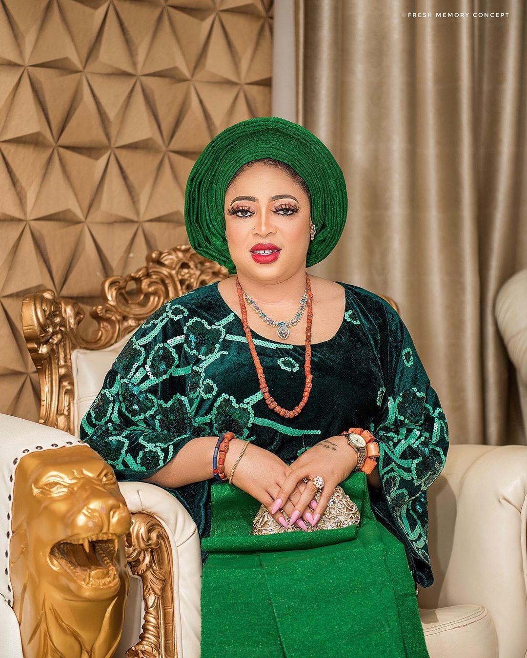 alaafin oyo-wife