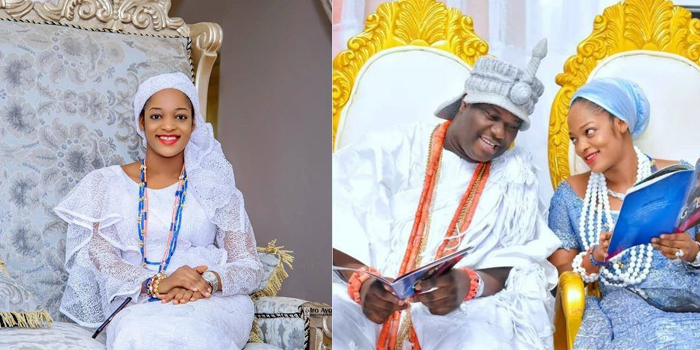 Ooni of Ife's new wife, Naomi