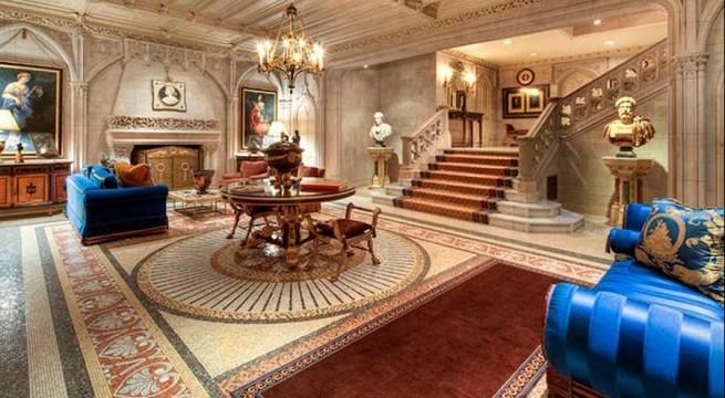 See photos of Aliko Dangote's $30 million Abuja house.. theinfong.com