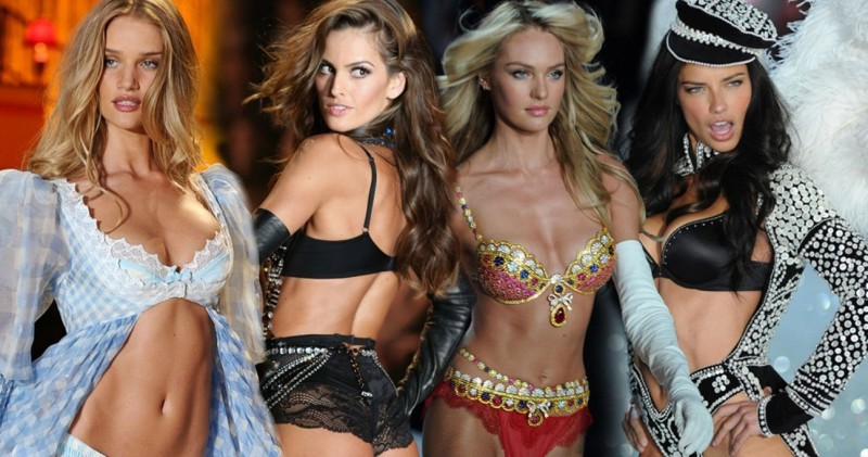 The 15 Hottest Victoria's Secret Models Of All Time theinfong.com