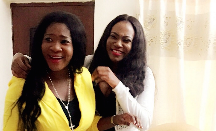 See what Mercy Johnson and Isabella Ayuk are doing 700x426 theinfong.com