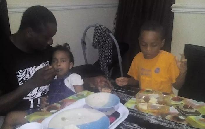 Emeka Ike and children theinfong.com 700x441