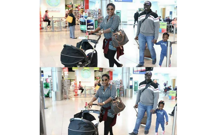 Mercy Johnson shares cute family vacation photo  theinfong.com 700x442