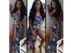 Toke Makinwa sizzles in beach wear as she flaunts her pitch perfect body theinfong.com 700x471
