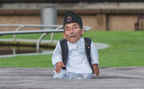 World shortest man, Chandra Dangi dies at 75-theinfong.com