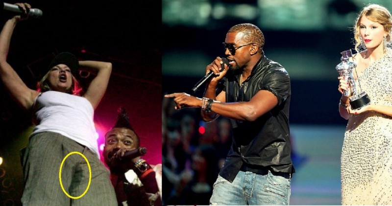 10 Ridiculous Celebrity Fails theinfong.com