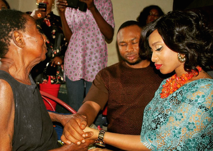 Beautiful photos of Tonto Dikeh's marriage  700x495 theinfong.com