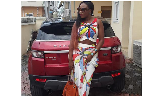 Meet 10 Nollywood Actresses Who Are Proud Owners Of The Luxurious Range Rover SUV theinfong.com 700x410