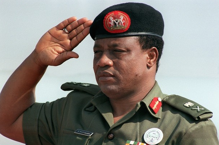 list of Nigerian looters released by World Bank - Ibrahim Babangida - 700x463