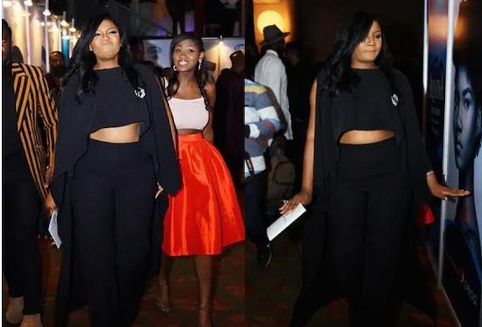 Omotola and daughter theinfong.com 700x476