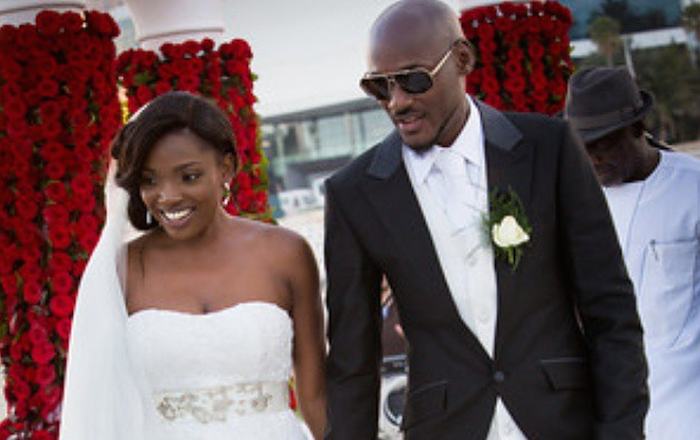 8 hottest Nigerian celebrity couples for 2015 - 2face and annie theinfong.com - 700x440