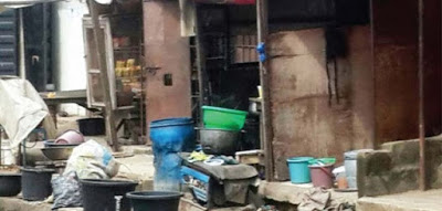 12 year old girl commits suicide in Mushin