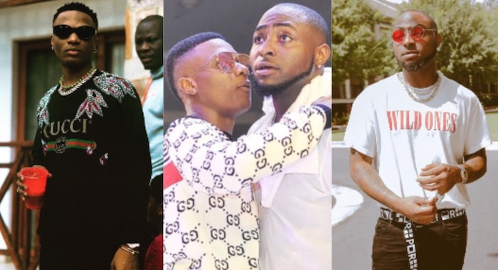 Davido and Wizkid beef resurfaces