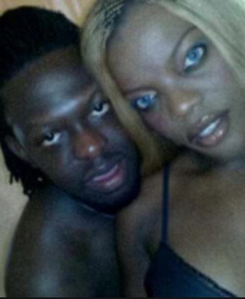 Old relationship photo of Timaya and Empress Njamah after...