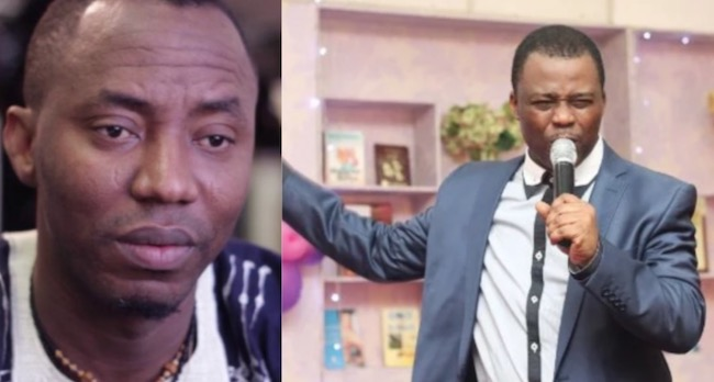 Olukoya sues Sowore to court